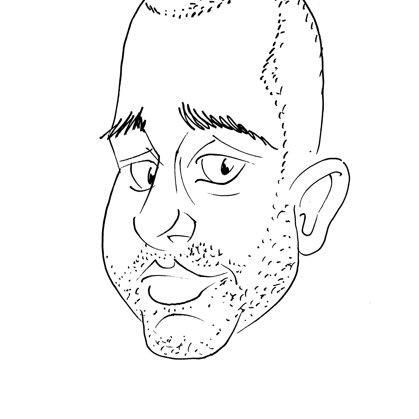 Karikatūrists pasākumā